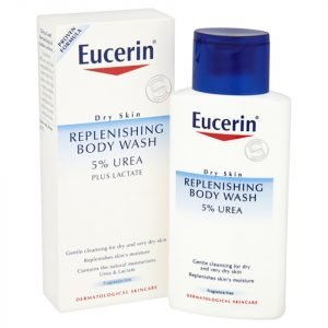 Eucerin® Dry Skin Replenishing Body Wash 5% Urea Plus Lactate 400 Ml