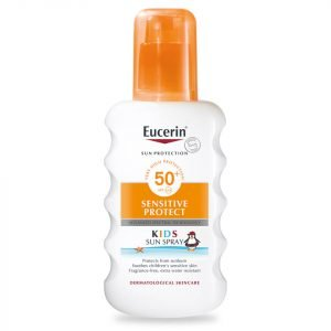 Eucerin® Sun Protection Kids Sun Spray 50+ Very High 200 Ml