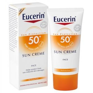 Eucerin® Sun Protection Sun Creme Face 50+ Very High 50 Ml