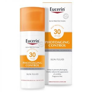 Eucerin® Sun Protection Sun Fluid Face Spf 30 50 Ml