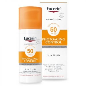 Eucerin® Sun Protection Sun Fluid Face Spf 50 50 Ml