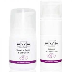 Eve Rebirth Botanical Bright & Lift Cream + Botanical Eye Contour Cream