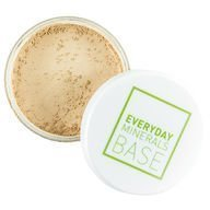 Everyday Minerals Golden Beige 3w Semi Matte Mineraalimeikkipohja