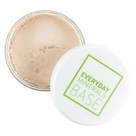 Everyday Minerals Rosy Medium 4c Semi Matte Mineraalimeikkipohja Näyte