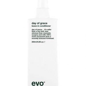 Evo Day Of Grace Hiuksiin Jätettävä Hoitoaine 200 ml