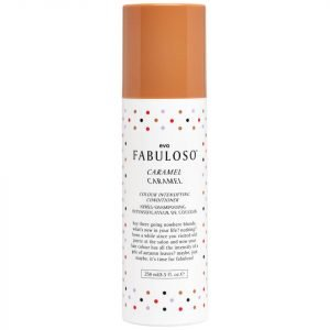 Evo Fabuloso Colour Intensifying Conditioner Caramel 250 Ml