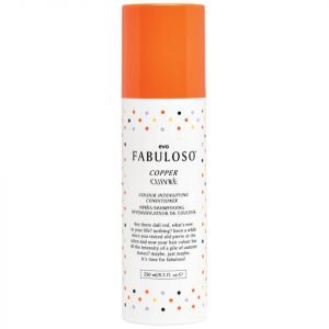 Evo Fabuloso Colour Intensifying Conditioner Copper 250 Ml