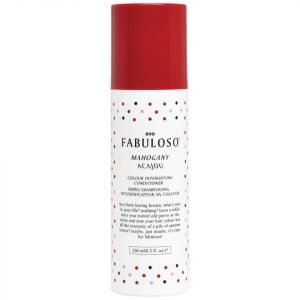 Evo Fabuloso Colour Intensifying Conditioner Mahogany 250 Ml