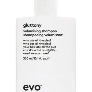 Evo Gluttony Volume Tuuheuttava Shampoo 300 ml