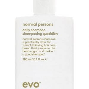 Evo Normal Persons Syväpuhdistava Shampoo 300 ml