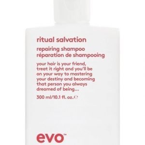 Evo Ritual Salvation Hoitava Shampoo 300 ml
