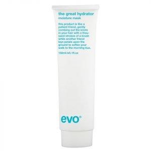 Evo The Great Hydrator Moisture Mask Hydrating Treatment 140 Ml