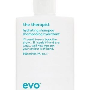 Evo The Therapist Kosteuttava Shampoo 300 ml