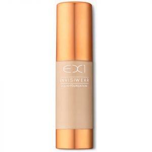 Ex1 Cosmetics Invisiwear Liquid Foundation 30 Ml Various Shades 1.0