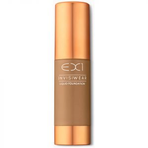 Ex1 Cosmetics Invisiwear Liquid Foundation 30 Ml Various Shades 10.0