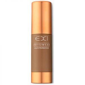 Ex1 Cosmetics Invisiwear Liquid Foundation 30 Ml Various Shades 14.0