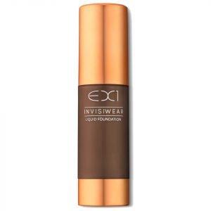 Ex1 Cosmetics Invisiwear Liquid Foundation 30 Ml Various Shades 18.0