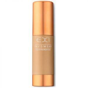 Ex1 Cosmetics Invisiwear Liquid Foundation 30 Ml Various Shades 4.0