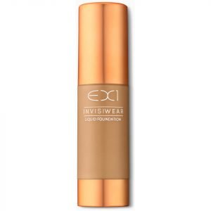 Ex1 Cosmetics Invisiwear Liquid Foundation 30 Ml Various Shades 5.0