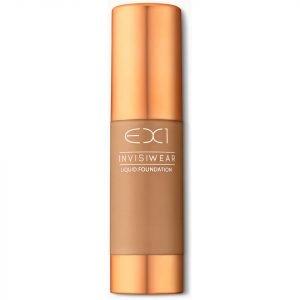 Ex1 Cosmetics Invisiwear Liquid Foundation 30 Ml Various Shades 7.0