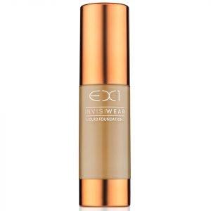 Ex1 Cosmetics Invisiwear Liquid Foundation 30 Ml Various Shades F500