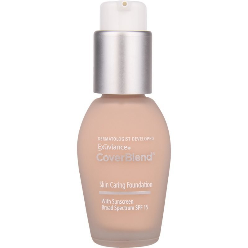Exuviance CoverBlend Skin Caring Foundation Bisque SPF15 30ml