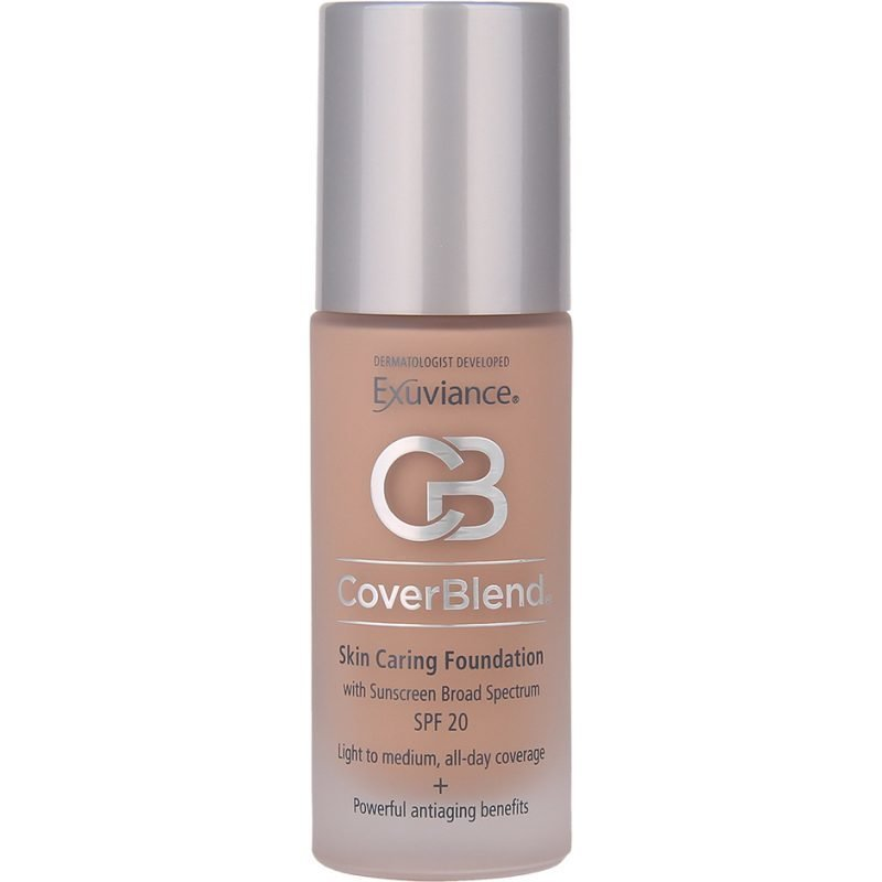 Exuviance CoverBlend Skin Caring Foundation Neutral Beige SPF20 30ml
