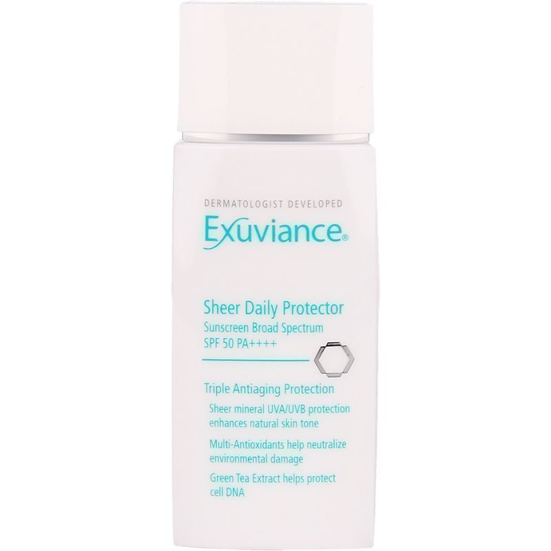 Exuviance Sheer Daily Protector SPF50 50ml