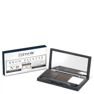 Eylure Brow Palette Dark Brown