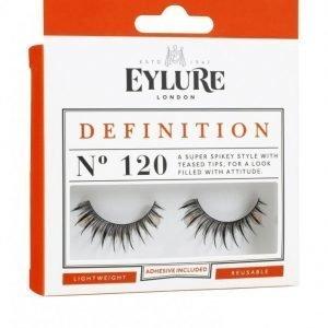 Eylure Definition No. 120 Irtoripset Musta