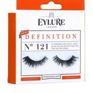 Eylure Definition No. 121 Irtoripset Musta