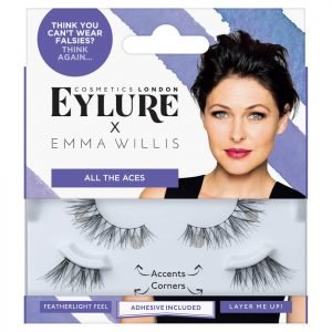 Eylure Emma Willis Lashes All The Aces