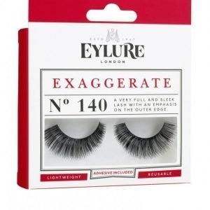 Eylure Exaggerate No 140 Irtoripset Musta