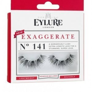 Eylure Exaggerate No. 141 Irtoripset Musta