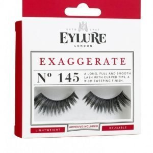 Eylure Exaggerate No. 145 Irtoripset Musta