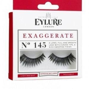 Eylure Exaggerate No. 145 Irtoripset Musta