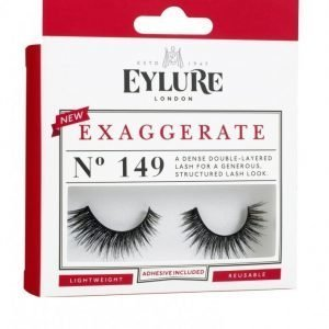 Eylure Exaggerate No. 149 Irtoripset Musta