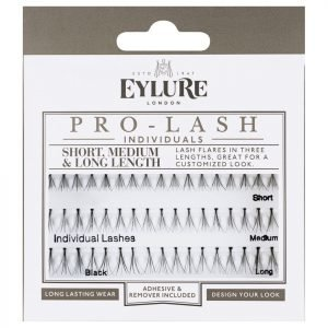 Eylure Individual Lash Combination Pack Ultra Black
