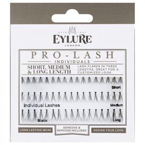 Eylure Individual Lash Combination Pack Ultra Black