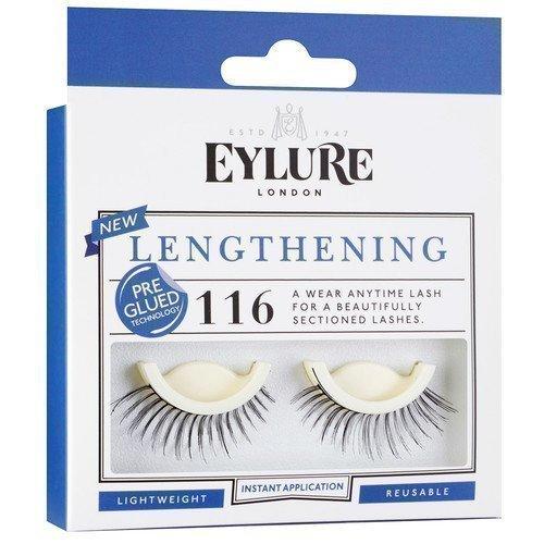 Eylure Lengthening Eyelashes Pre-Glued 116