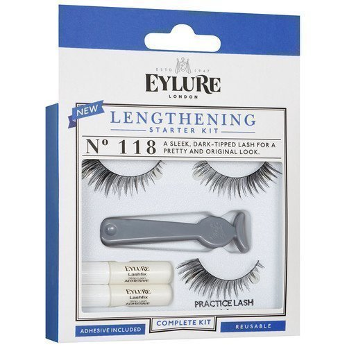 Eylure Lengthening Eyelashes Starter Kit N° 118