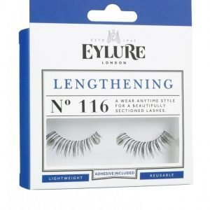 Eylure Lengthening No. 116 Irtoripset Musta