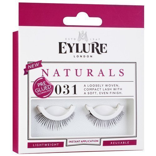Eylure Naturals Eyelashes Pre-Glued 031