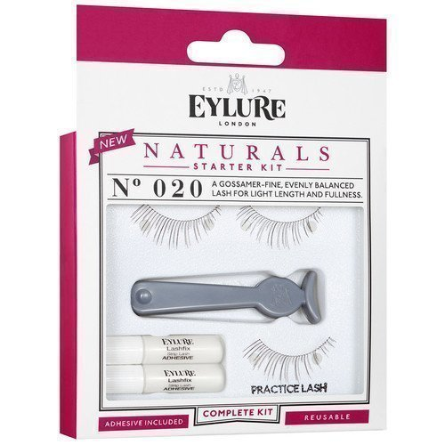 Eylure Naturals Eyelashes Starter Kit N° 020