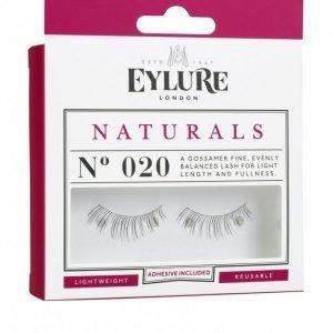 Eylure Naturals No. 020 Irtoripset Musta