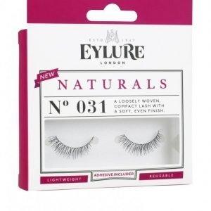 Eylure Naturals No. 031 Irtoripset Musta