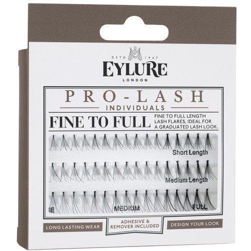 Eylure Pro-Lash Individuals Short Medium & Long Length