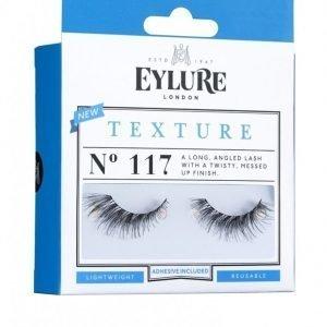 Eylure Texture No. 117 Irtoripset Musta