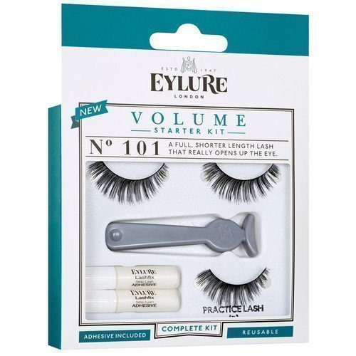 Eylure Volume Eyelashes Starter Kit N° 101