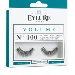 Eylure Volume No. 100 Irtoripset Musta